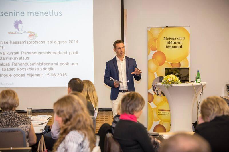 Foto: Eesti Koolitus- ja Konverentsikeskus, Evelin Talvar